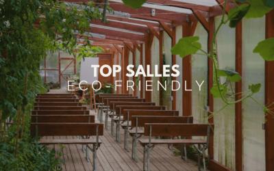 Top salles : espaces éco-friendly