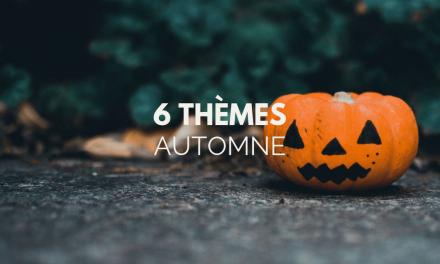 Soirée d'entreprise: 6 idées de thèmes d'automne