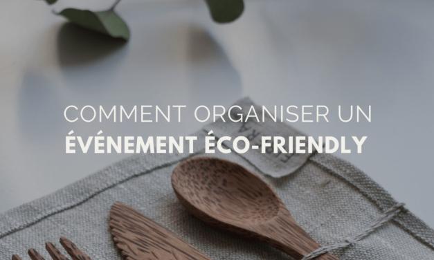 RSE : comment organiser un événement d'entreprise eco-friendly ?
