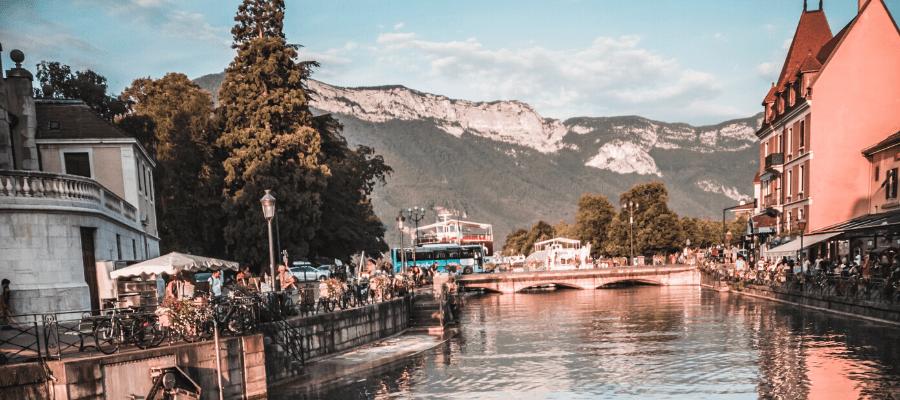 Séminaire à Annecy la meilleure destination pour un séminaire d'Hiver