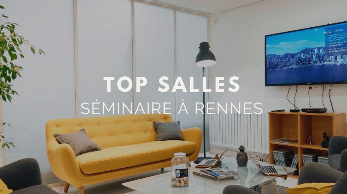 Top salle de séminaire à Rennes