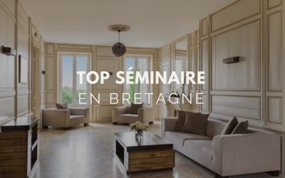 Top salles: séminaire en Bretagne