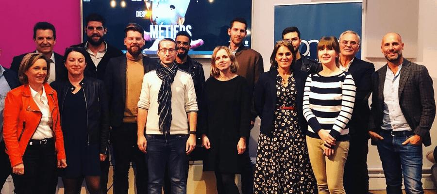 Politique RH innovante Bird Office gagne le prix JE VOUS VEUX 2