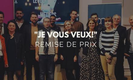 Politique RH innovante:  Bird Office gagne le prix «JE VOUS VEUX»