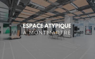 Un lieu atypique pour vos événements à Montmartre