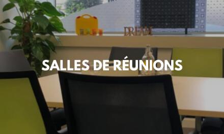 DES SALLES DE RÉUNION AU SEIN D'AGENCES BANCAIRES