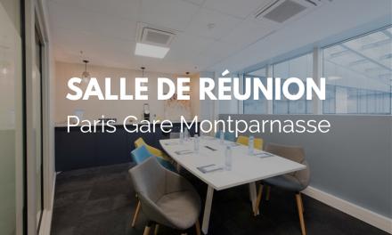 Des espaces de réunion au cœur de la gare Montparnasse