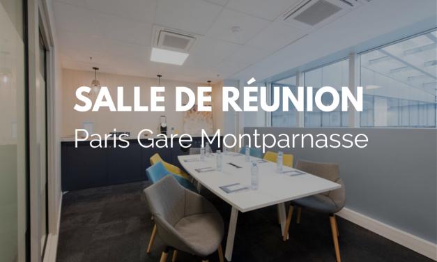 Vos réunions d'entreprise au coeur des gares Montparnasse et Saint Lazare !