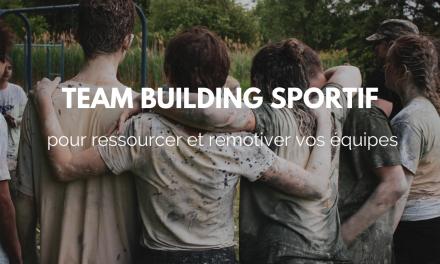 Retrouvez la forme physique dès la fin du confinement avec un team building sportif