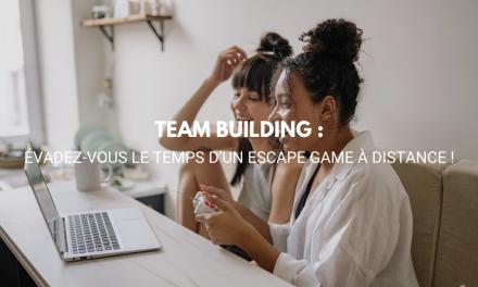 Team Building : évadez-vous le temps d'un escape game en ligne !