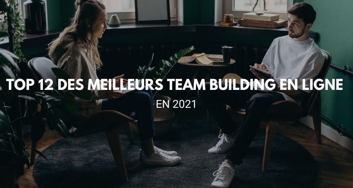 Top 12 des meilleurs team building en ligne en 2021