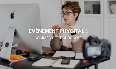 Comment créer un événement phygital ?